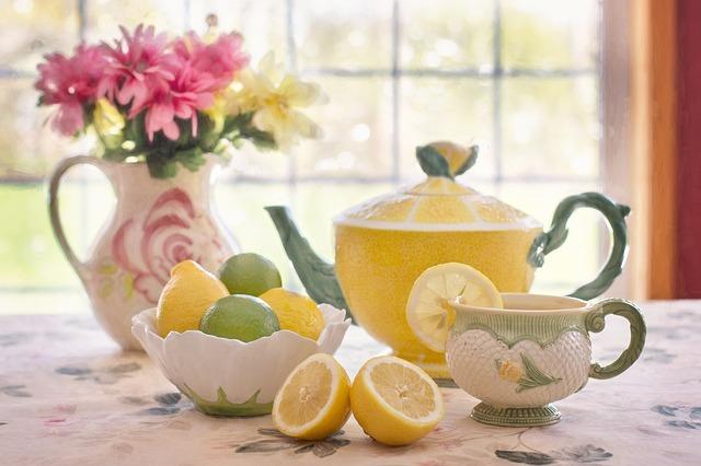 Was haben Gedanken und Zitronen gemeinsam?