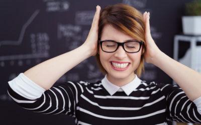 STOPP – Wie du das Gedankenkreisen anhältst