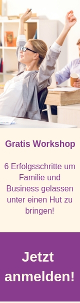 Gratis Workshop: 9.11.18  um 11 Uhr